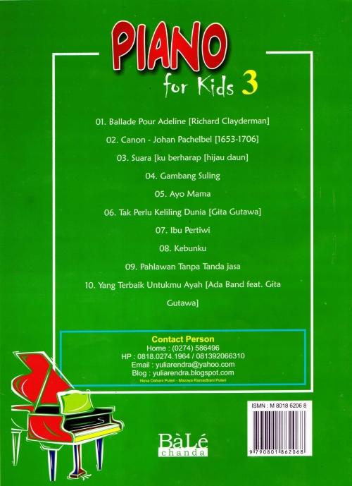 Piano For kid 3 belakang
