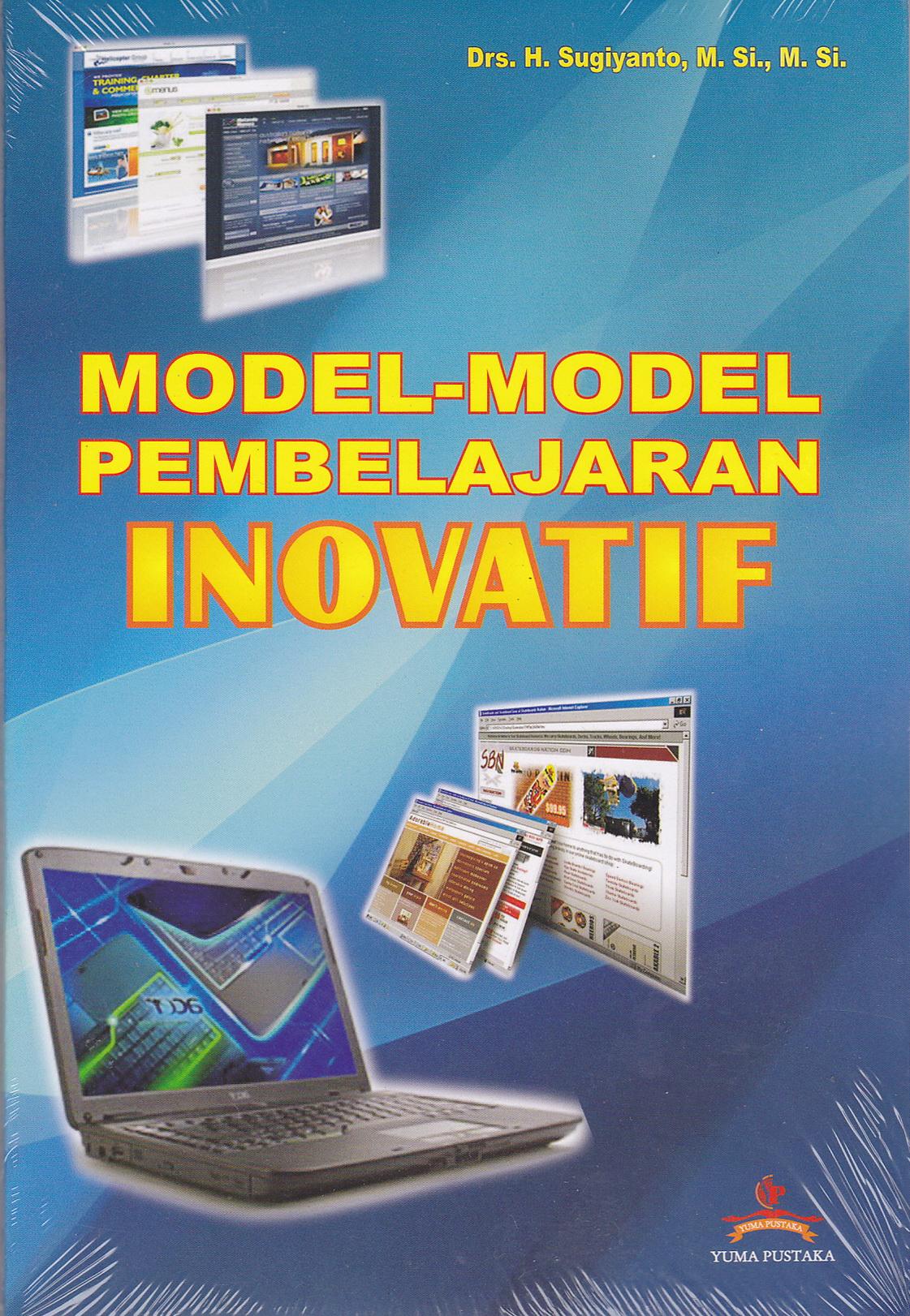 MODEL-MODEL PEMBELAJARAN INOVATIF | - Toko Buku Online ...